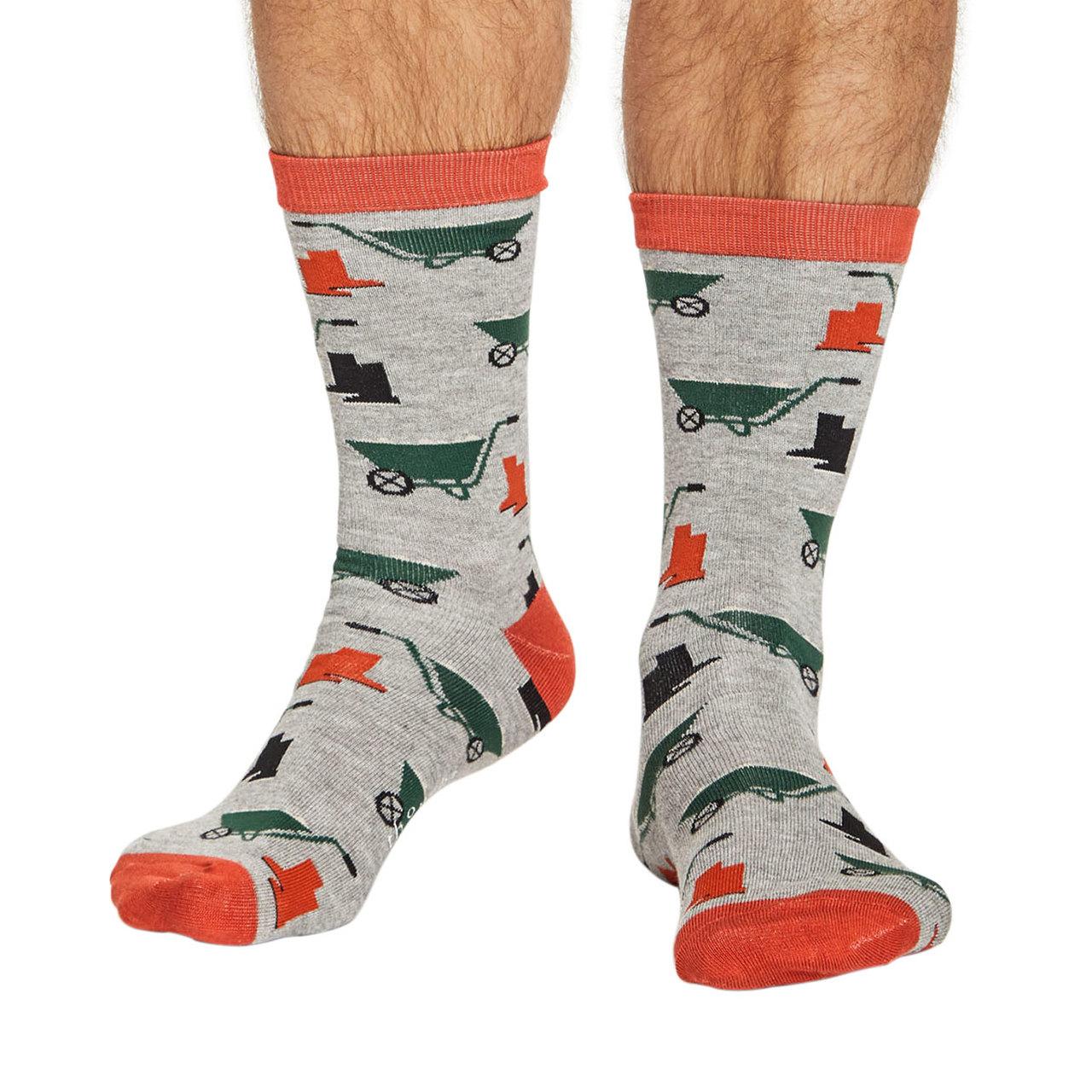 bamboe sokken herenmaten