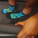Mismatched Sokken Fitness_
