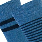 Sokken 2-pack Boy Cotton Mid Jeans_