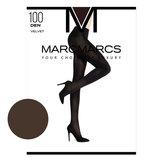 Panty Basic 100 Denier Velvet Opaque Brown_