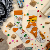 Mismatched Sokken Kameel uit Egypte_