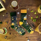 Mismatched Sokken Bier_