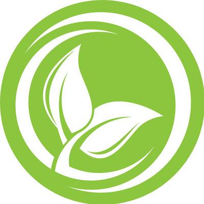 Sokken Thought Bamboe Bloemen Groen