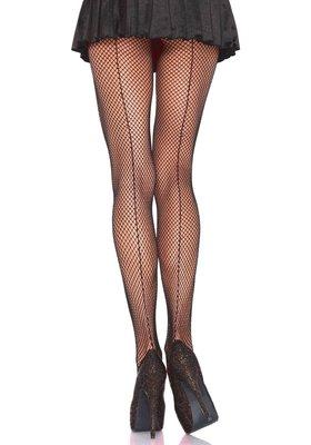 Panty Net met Naad Plus Size