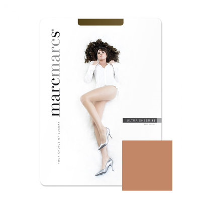 Panty Basic 15 Denier Ultra Sheer Cashmere