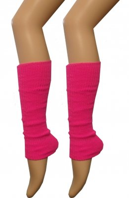 Beenwarmers Pink