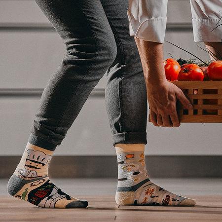 Mismatched Sokken Keuken