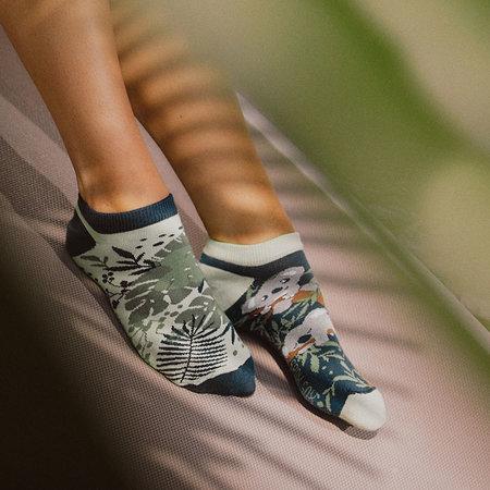 Mismatched Sneaker Sokken Koala