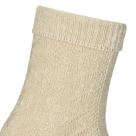 *Tiroler Sokken Trachten Kort Deluxe Naturel