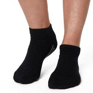 Sneakersok Dames Jane in zwart