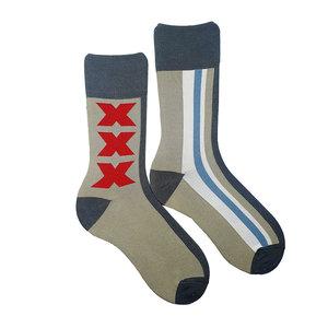 Bamboe Mismatched Sokken XXX