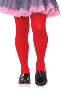 Kinderpanty Opaque Rood