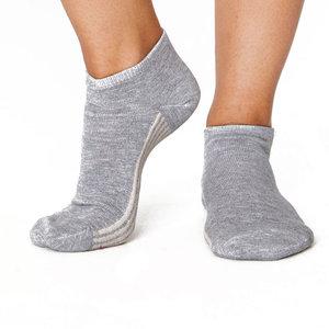 Sneakersok Dames Grey Marle
