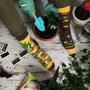Mismatched Sokken Tuinieren